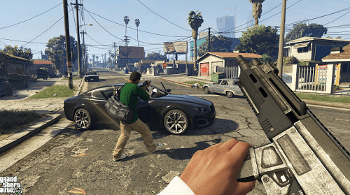 Tải game Gta5