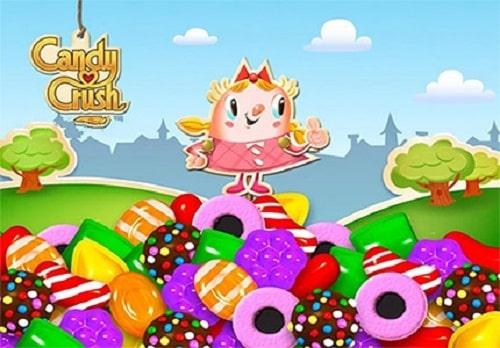 Phát thèm với game xếp kẹo ngọt PC – Candy Crush Saga