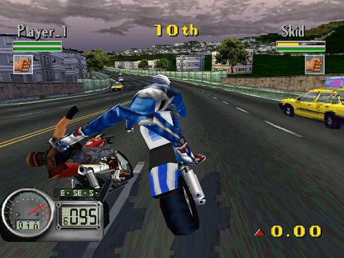 Tải game đua xe Road Redemption đồ họa 3D (4,32GB)