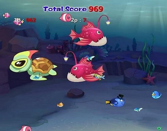 Tải cá lớn nuốt cá bé pc phiên bản thứ 3