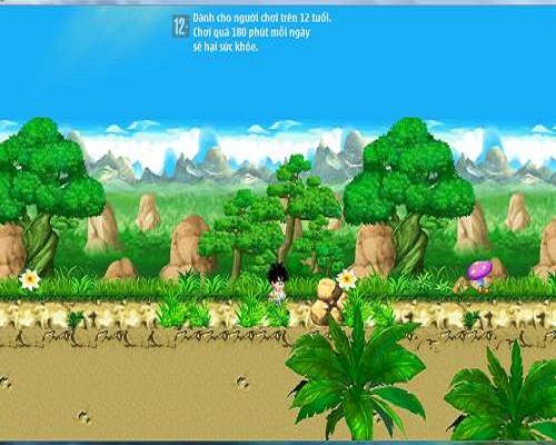 Tải game Chú Bé Rồng PC cốt truyện từ truyện tranh Dragon Ball