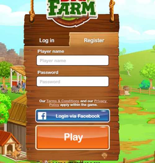game Goodgame Big Farm