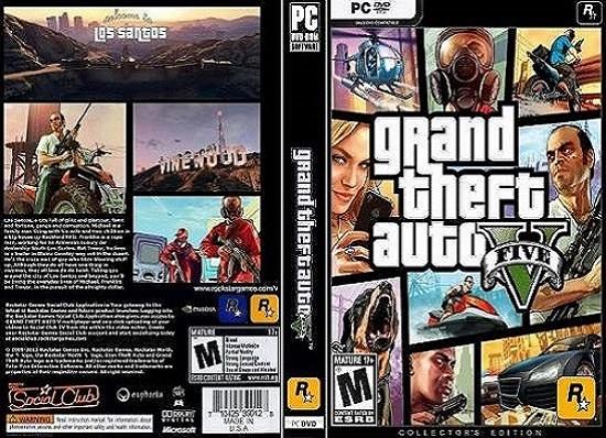 tải game Gta 5