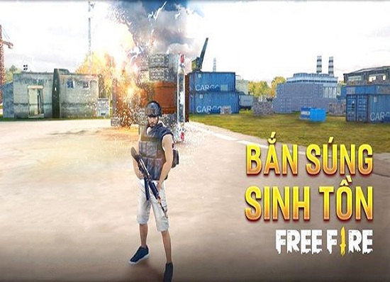 game free fire mobile