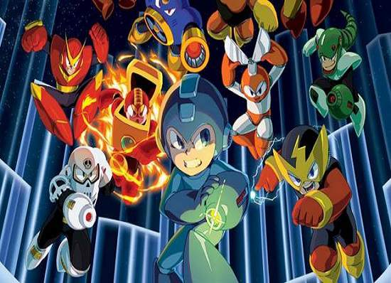 megaman android